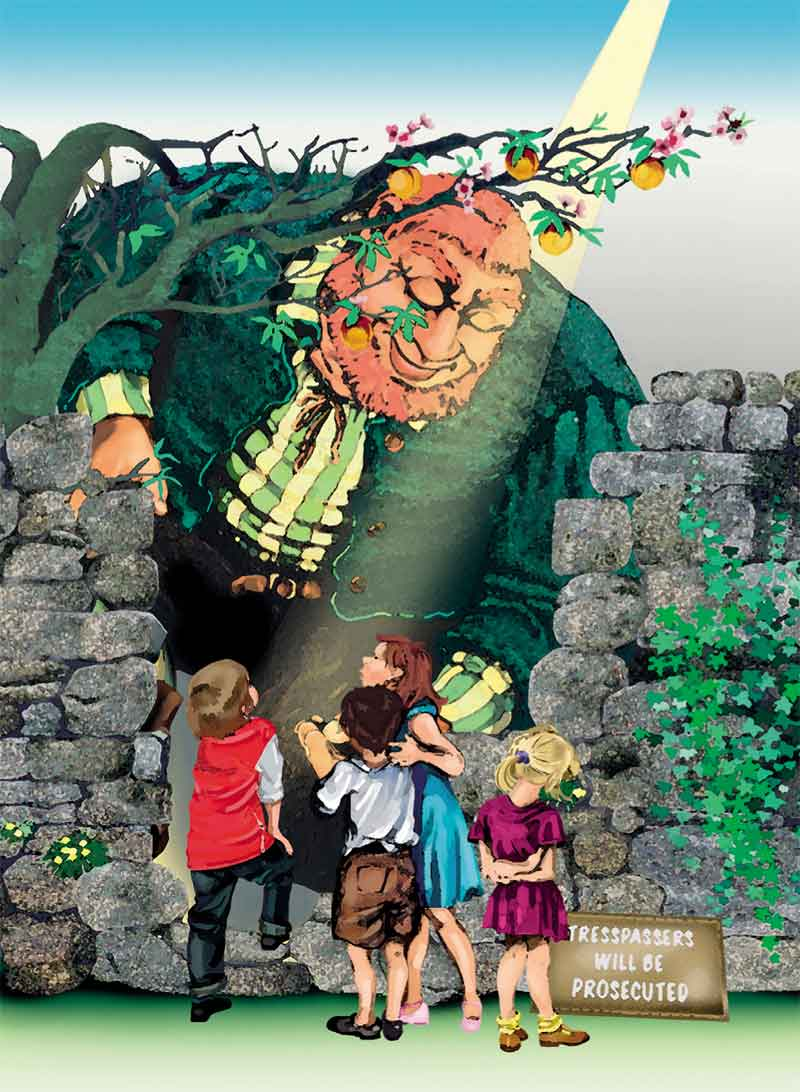 The Selfish Giant: A Participation Musical For KS1 And KS2